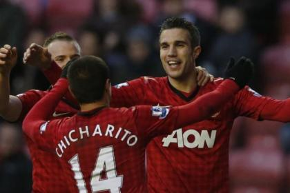 n Fergie will not quit ManU