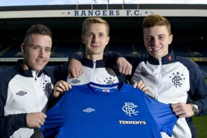 Billy Kirkwood is youth supremo at Rangers