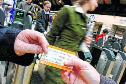 Anger over train fare rises