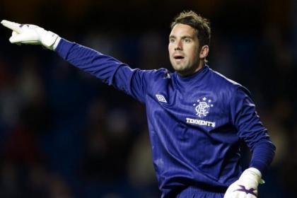DJ has backed Alexander to help guide Rangers back to SPL