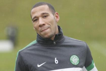 Kelvin Wilson will miss Celtic's next two games