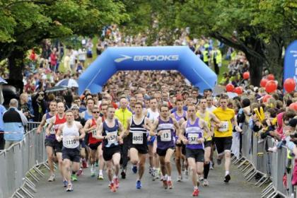 n The 10k race will go ahead for the seventh year in Bellahouston Park
