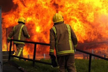 Crews are dealing with 10 deliberately started fires a week in Glasgow