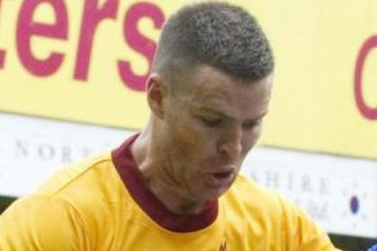 Simon Ramsden says second place in the SPL is the Motherwell target