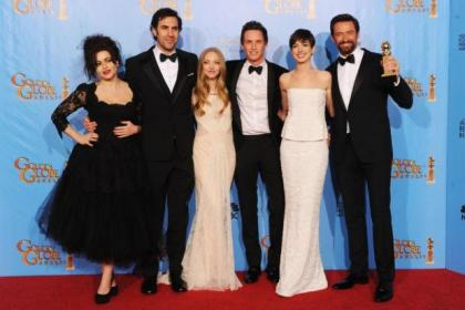 Brits steal the show at the Golden Globes