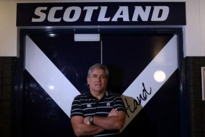 Scott Johnson named his 35-strong Scotland squad