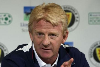 Gordon Strachan will be unveiled later today