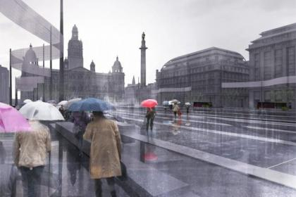 Plans for the George Square redesign are in doubt