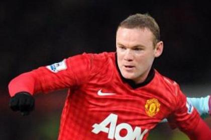 Wayne Rooney hit Manchester United's winner against West Ham