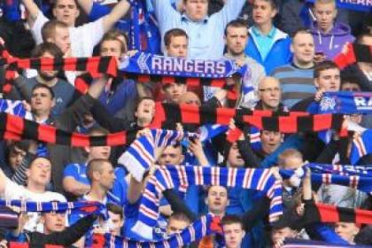 There will be no Rangers fans in Tannadice