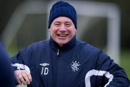 Ally McCoist's Rangers struggled to a 2-2 draw at Balmoor last time out
