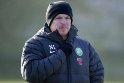 Neil Lennon says Gary Hooper is happy at Celtic