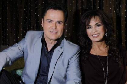 Donny and Marie Osmond stage their hit US show at the SECC -- and have invited Susan Boyle to be a special guest