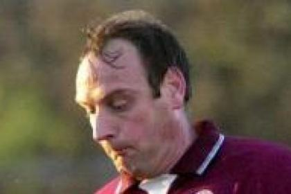 Dunky Sinclair wants his Larkhall Thistle side to put together a consistent run of form