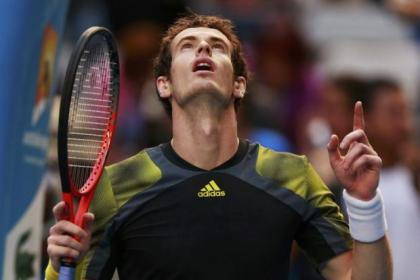 Murray has looked in fine form and was not troubled during his victory over Gilles Simon