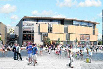 How the Braehead extension will look if Renfrewshire Council gives it the go-ahead