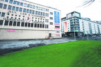Crisis-hit Sher's building could see new role as city flats
