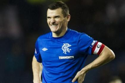 Lee McCulloch is recovering from an ankle injury