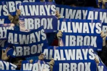 Rangers fans have protested against the possibility of a rights deal to rename Ibrox