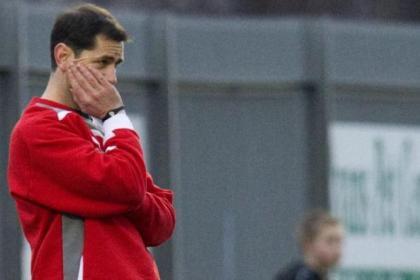 Jags boss McNamara is rumoured to be on the radar of Dundee United