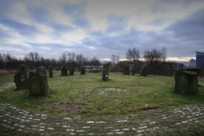 The Sighthill Stone Circle