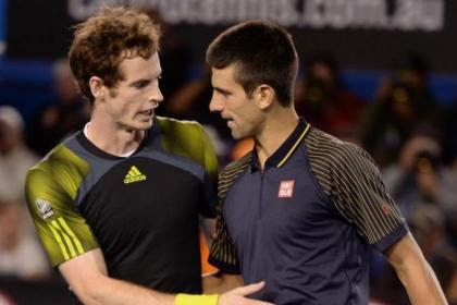 Castle gave credit to the imperious Djokovic