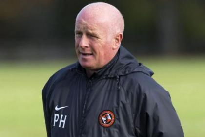 Peter Houston won Scottish Cup