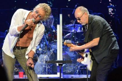 n Roger Daltrey and Pete Townshend will be at SECC in June