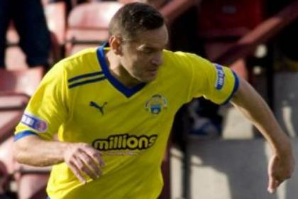 Mark McLaughlin is looking forward to facing Dundee on Saturday