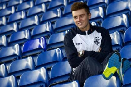 Lewis Macleod has been a familiar face for Rangers