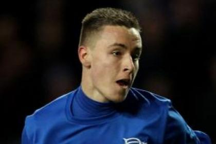 Barrie McKay has done well for Scotland in Europe