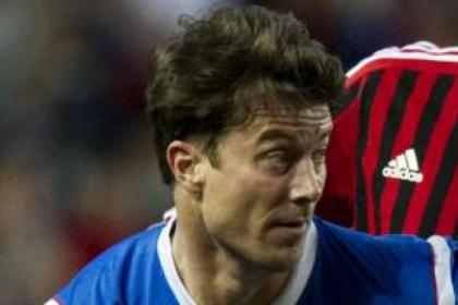 Brian Laudrup has had talks with Ibrox chief executive Charles Green