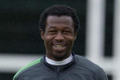 Efe Ambrose lines up for Nigeria tonight