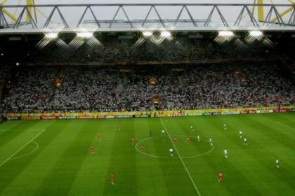 Controversy broke out among Dortmund fans over the renaming of the famous Westfalenstadion