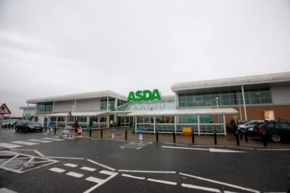 The Asda store in Robroyston