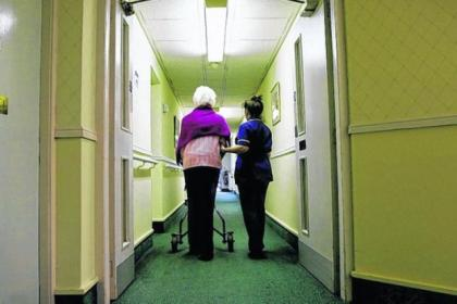 The number of care homes in Glasgow rated 'good' has fallen