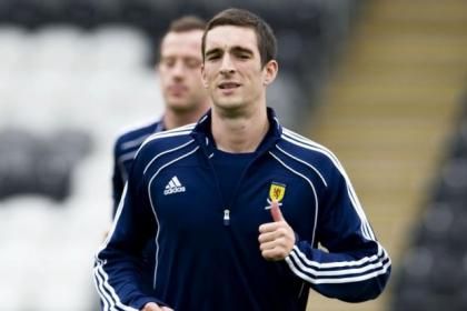 Lee Wallace last played for Scotland against the USA last summer