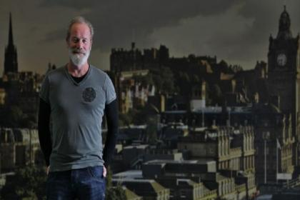Peter Mullen stars in Sunshine on Leith