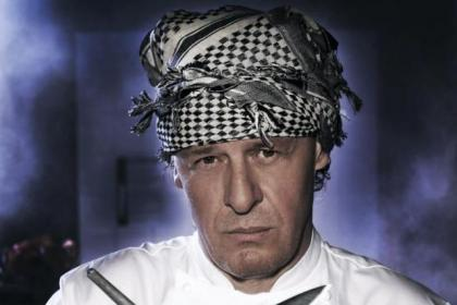 Celebrity chef Marco Pierre White says he is now at peace wih himself