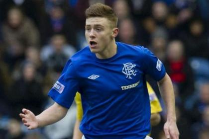 Lewis Macleod injured knee ligaments on Saturday and will be out at least two months