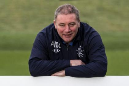 McCoist has refused to criticise fans for travelling to Tannadice today