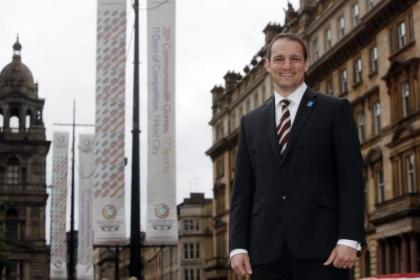David Grevemberg says the scheme is a great chance to make young people part of the Commonwealth Games experience