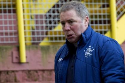 McCoist's was less than impressed as his side lost a goal in the first 15 seconds