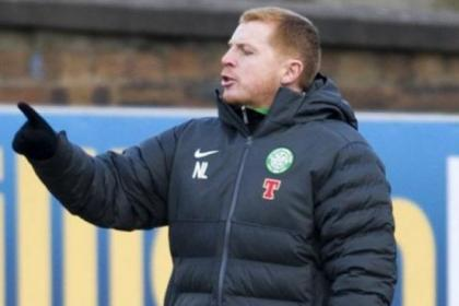 Neil Lennon faces a nervy 90 minutes when Scotland face Estonia tomorrow night