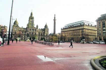 John McAslan wants to revitalise George Square