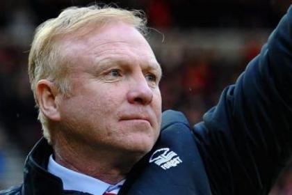 Alex McLeish spent less than six weeks in charge of Nottingham Forest