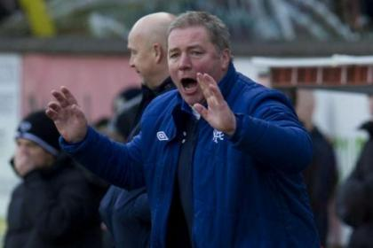 McCoist has tried to put the weekend's horror show against Dundee United into perspective for stars
