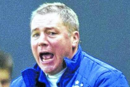 Ally McCoist has seen his side go 19 points clear in the league but fail to convince in the cups