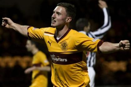 Bob McHugh has only featured once since the turn of the year for Motherwell, with the Fir Park side only playing two games