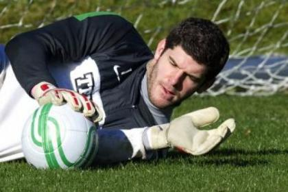 Fraser Forster is likely to be Celtic's last line of defence against Juve